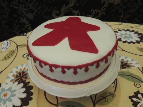 meeple cake