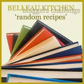 Belleau Kitchen Random Recipes Challenge