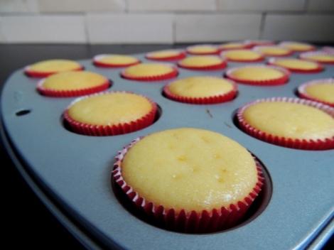 polenta cupcakes