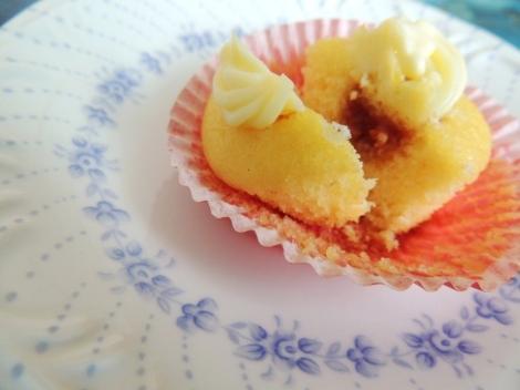 Romeo & Juliet Cupcake