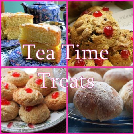 tea time treats challenge