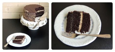 anniversary layer cake