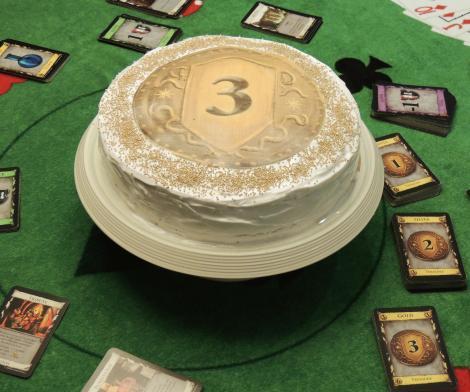 dominion cake